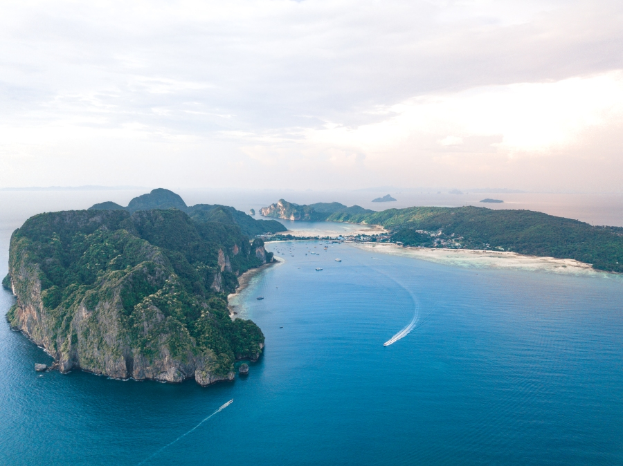 Thailand Blog - phiphi drone-0027